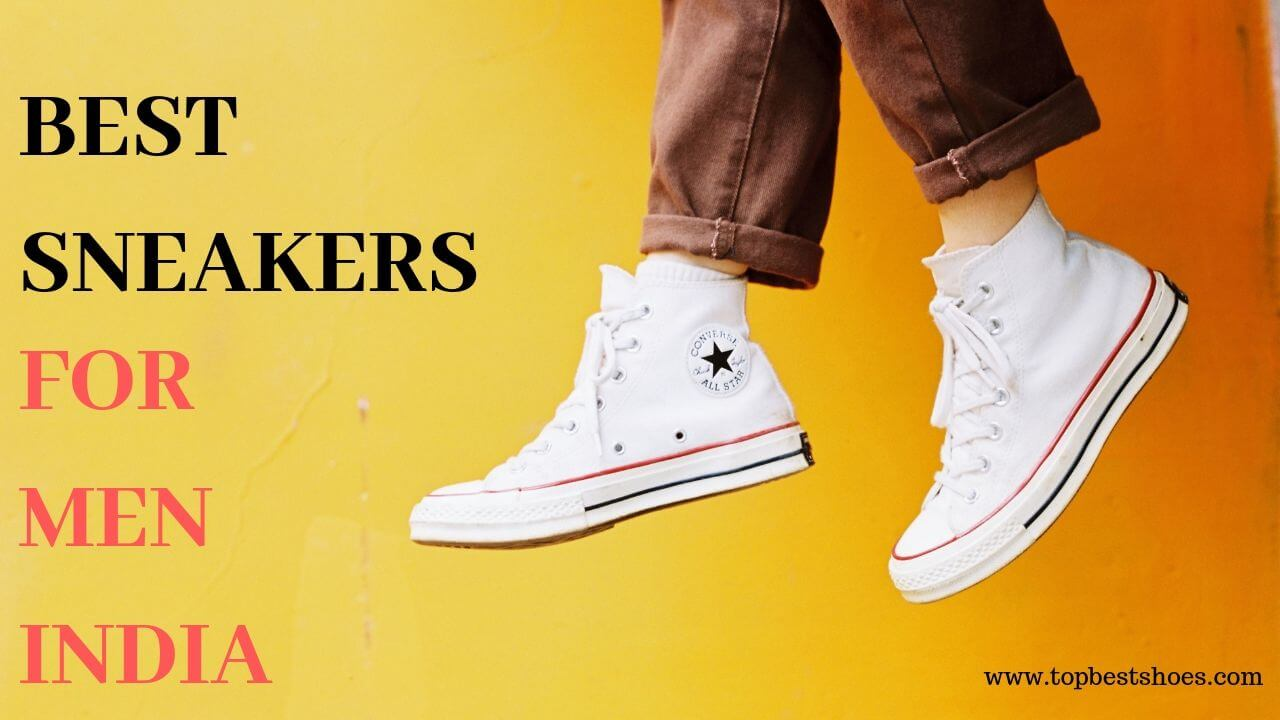 best sneakers for men india