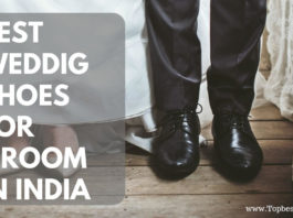 Top 20 Best Wedding Shoes For Groom In India | 2019