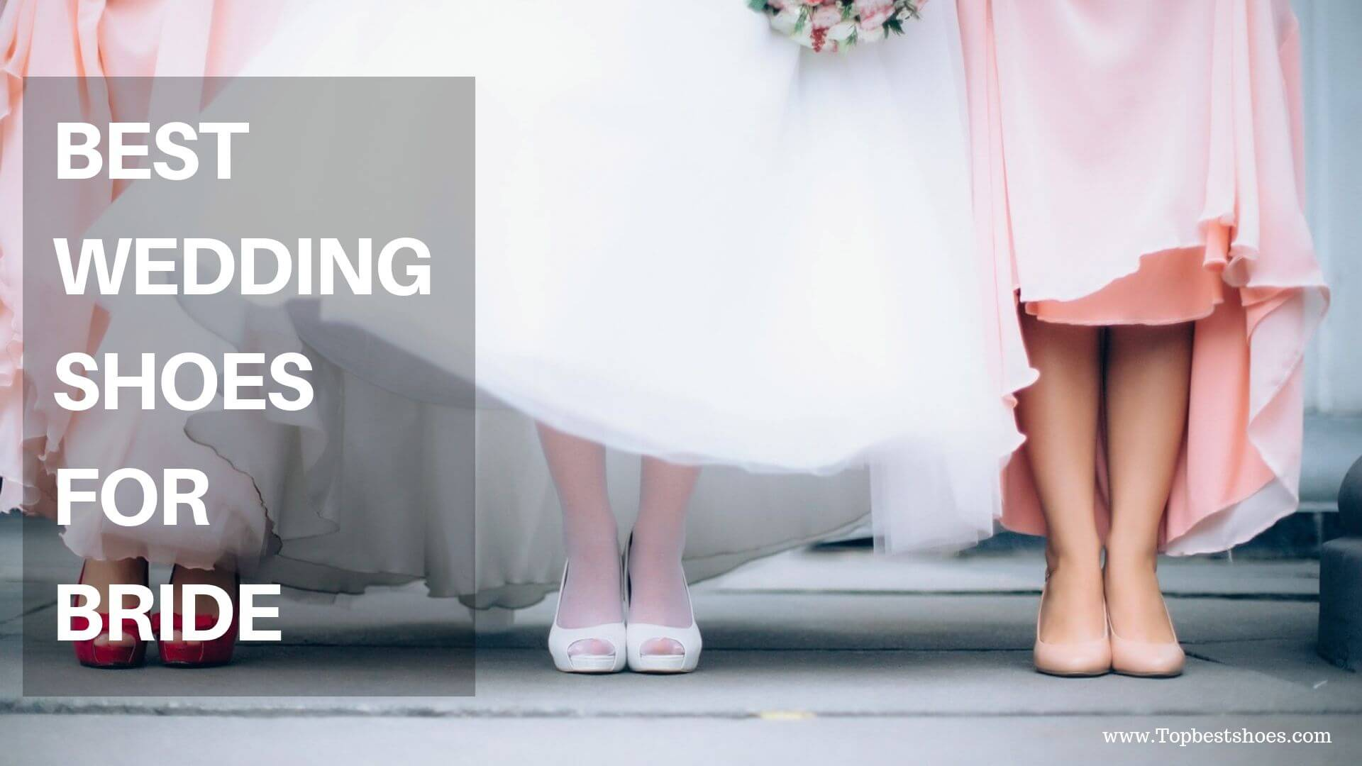 Top 10 Best Wedding Shoes For Bride In India   2019