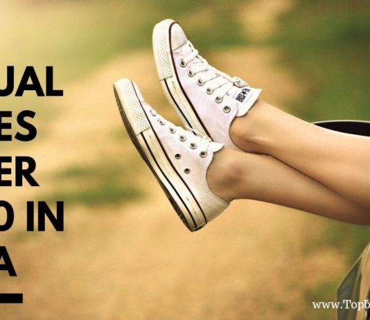 Top 10 Best Casual Shoes Under 2000 In India | 2019