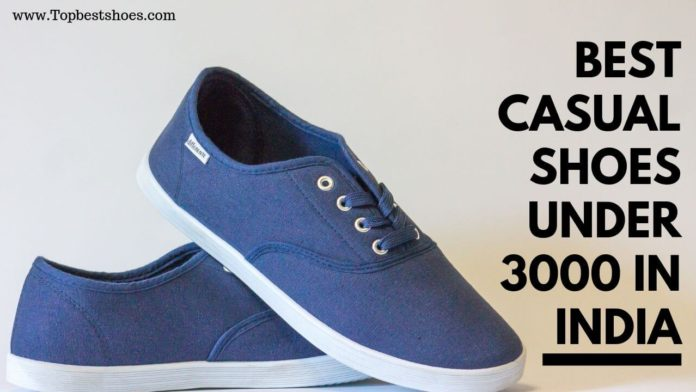 Top 10 Best Casual Shoes Under 3000 In India | 2019