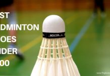 Top 10 Best Badminton Shoes Under 2000 In India | 2019