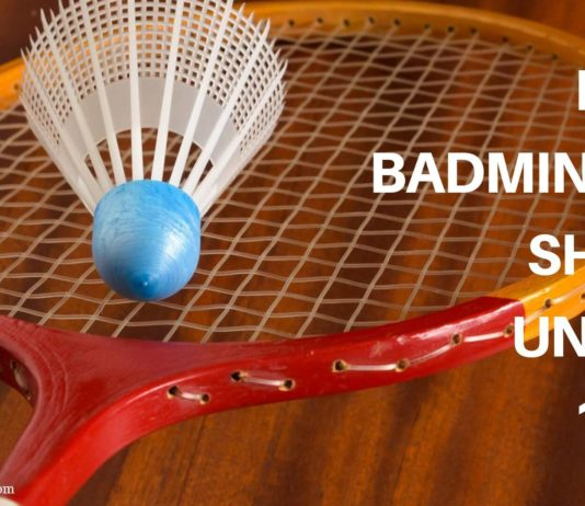Top 10 Best Badminton Shoes Under 1000 In India | 2019
