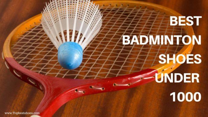 Top 10 Best Badminton Shoes Under 1000 In India | 2019