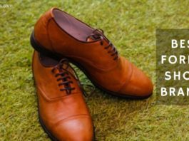 Top 10 Best Formal Shoes brands In India | 2020