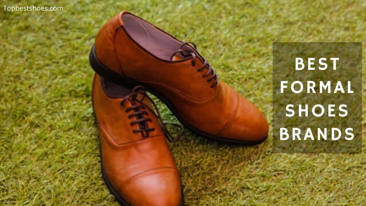 Top 10 Best Formal Shoes Brands In