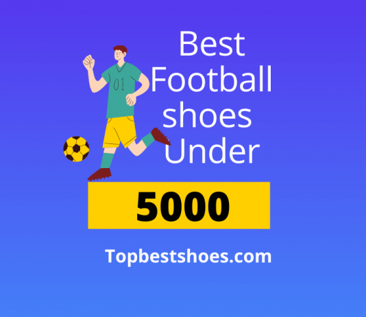 Best Football Shoes under 5000